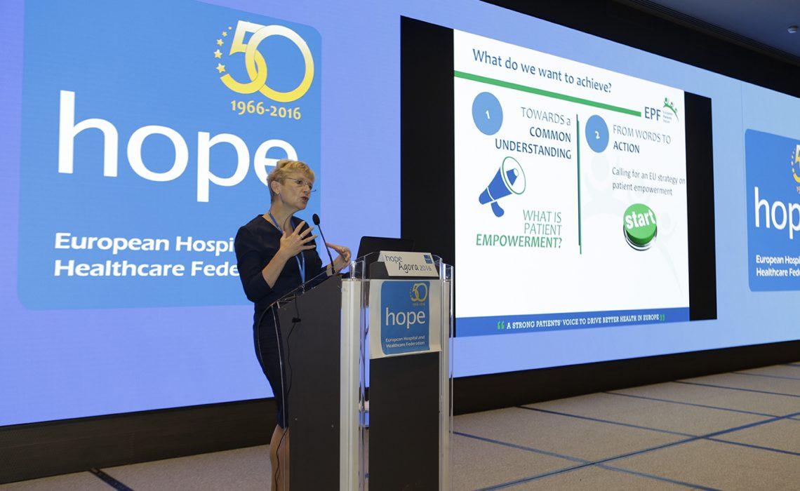 HOPE : Fédérer les hôpitaux européens avec Pascal Garel